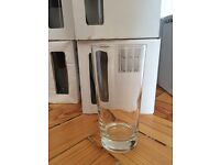 IKEA glasses - ideal for wedding bar