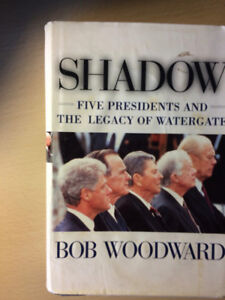 Five Presidents and the Legacy of Watergate - Bob Woodward
