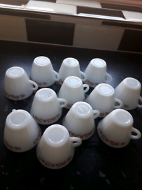 Cups set of 12