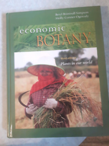 Economic Botany: Plants in our World third edition