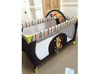 Hauck Disney Dream n Play Travel Cot - used twice