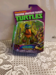 Ninja Turtle figurines