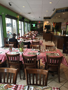 Landmark Restaurant For Sale . Reduced Price $85,000