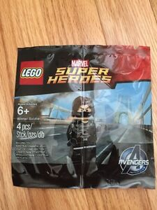 LEGO Marvel Super Heroes 5002943 Winter Soldier Minifigure
