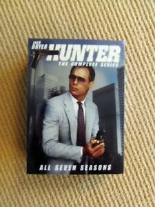 Hunter DVD Box Set, The Complete Series Fred Dryer