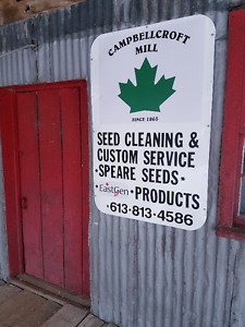 Grain/Seed Cleaning
