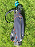 Ladies / Youth Beginners Golf Clubs & Bag