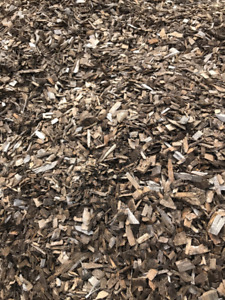 WOOD CHIP MULCH NATURAL COLOUR 2 YARDS