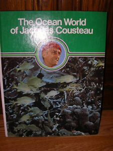 The Ocean World of Jacques Cousteau 20 volume set encyclopedia Windsor Region Ontario image 10
