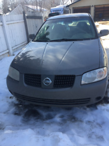 2006 Nissan Sentra 1.8 Special Edition Automatic 211,172 km