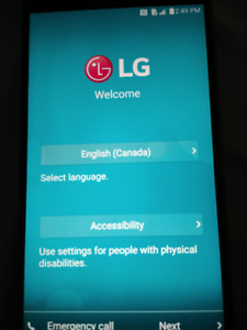 LG G4 With Black Leather Back Price Reduced
