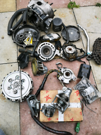 Suzuki rm 250 parts