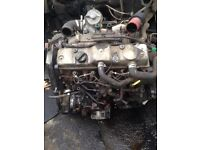 Ford Focus transit connect 1.8 tdci engine and gearbox