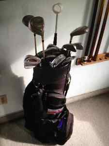 Golf clubs Proselect