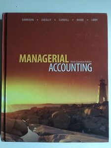 Niagara college Business administration textbooks