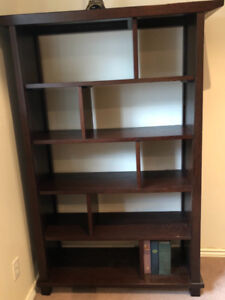 CRATE AND BARREL BOOKCASE Must Go Thus Weekendo