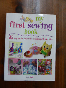 My First Sewing Book Oakville / Halton Region Toronto (GTA) image 1