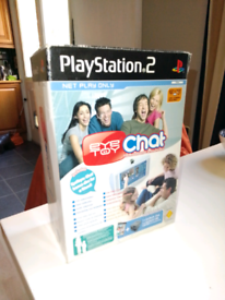 Eye Toy Chat for PS2