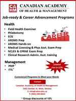Job-ready and Career Advancement Programs at Affordable cost