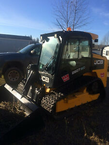 FOR SALE:   JCB Track Loader Prince George British Columbia image 1