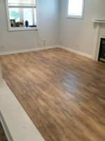Baseboard trim laminate repirs and installation.  Affordable