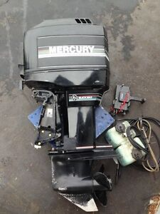 Mercury 150hp outboard boat motor engine