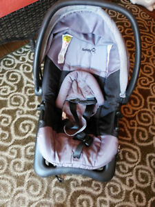 Baby car seat and baby swing