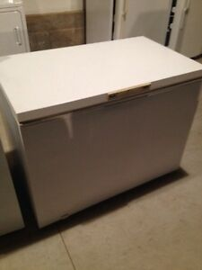 woods large deep freezers