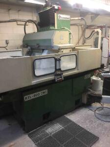 Danobat RTL800 CNC Surface Grinder