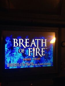 Breath of Fire GBA London Ontario image 2
