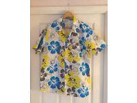 Hawaiian shirt size XL