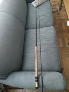 Raven IM8 13' float rod