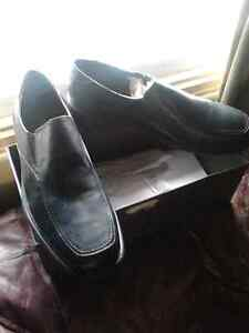 New Forsheim leather shoes size 10'5 London Ontario image 1