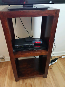 Book stand/TV stand