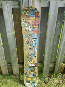FORUM YOUNGBLOOD 154 SNOWBOARD