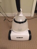 CONAIR FABRIC STEAMER WITH MICROBAN - LIKE NEW