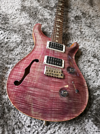 USA PRS Custom 24 Semi Hollow Ltd 10 Top Violet trades/px
