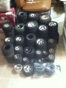 Huge Selection Of New & Used RC Tires
