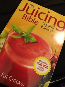 The Juicing Bible 2nd Edition - BRAND NEW