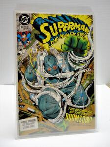 DC Comics Superman Dec 1992 Vol 1 #18 - NM+