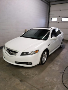 2008 ACURA TL TYPE-S CAR FOR SALE CALL 780 884 7800