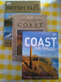 Three books about the British Isles and Coast