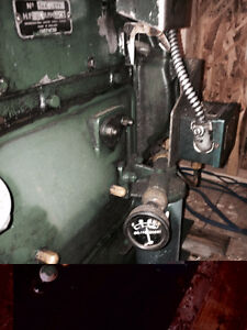 3 cyl diesel  lister generator Prince George British Columbia image 3