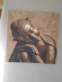 Buddah canvas