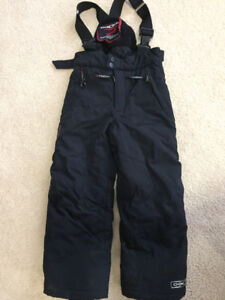Black girl snow pants 3T