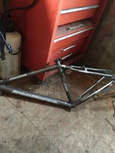 Nice mountain bike frames $20 each