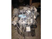 Yanmar 2 cylinder Diesel engine