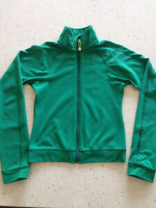 Lululemon jacket -  size 4 - fitted - green