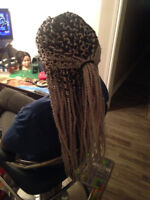 Hair braiding services Available Everyday in Durham Region