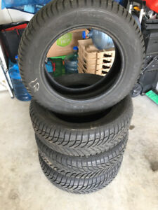 4 x Goodyear UltraGrip Ice Tires (205/60R16)